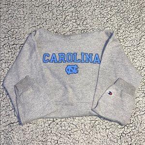Champion Shirts & Tops - North Carolina Champion Hoodie/Sweatshirt